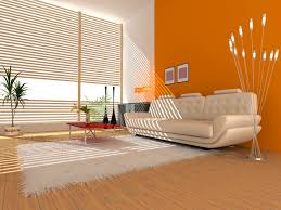 Living Room With Orange Sofa Orange Paint Colors For Living Room Interior Design Ideas 2018