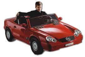mercedes 500 sl cars for children