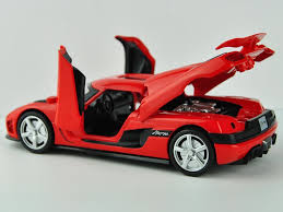 koenigsegg red koenigsegg agera r model cars 1 32 alloy diecast 2 doors can