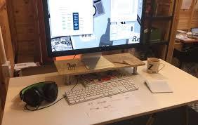 my 80 diy ikea standing desk