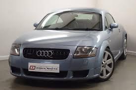 used 2003 audi tt 3 2 v6 quattro 2dr dsg choice of 2 in blue for