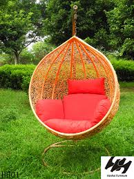 new garland hanging basket rattan swing chair outdoor rattan sofa