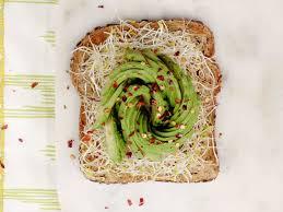 how to make an avocado flower health