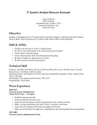 resume good communication skills amitdhull co