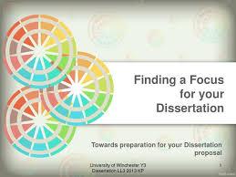 dissertation proposal presentation template sample ppt thesis