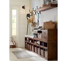 Pottery Barn Shelf With Hooks Overscaled Hook Pottery Barn