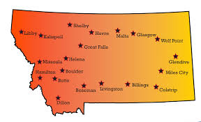 Map Of Billings Montana by Billings Area U2014 Youth Dynamics