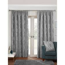 Grey Curtains 90 X 90 Belgravia Chenille Fully Lined Curtain 66 X 72 Curtains