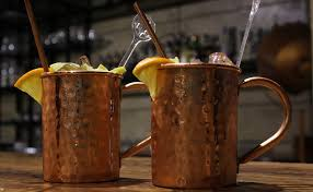 moscow mule mugs moscow mule copper mugs set of 2 solid copper