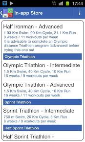 megathlon triathlon training android apps on google play