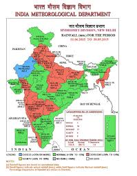 Map Of Monsoon Asia by State Says 59 9 Rainfall Imd Says 73 Highlights And