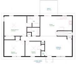 plans with open floor plans basic house floor plan on basics of