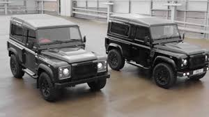 land rover truck 2016 kahn tv land rover defender chelsea truck company by kahn