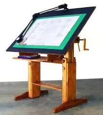 build a drafting table build a drafting table a homecoming hotel in build adjustable
