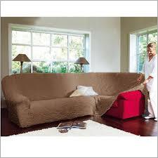 housse de canapé d angle fabuleux housse de canapé d angle extensible décoratif 480739