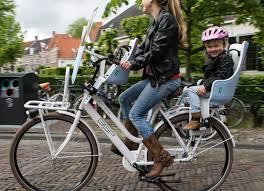 siege avant bebe velo faire du vélo avec bébé en voyage archicool