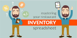 Restaurant Inventory Spreadsheet by Inventory Insights Why A Restaurant Inventory Sheet Isn T Enough