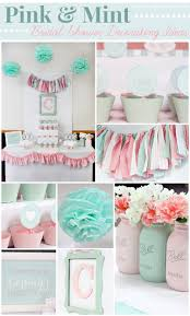 baby shower colors for a girl diy baby shower ideas for party deco ideas