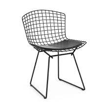 Bertoia Dining Chair Bertoia Side Chair Livingspace Modern Furniture Vancouver