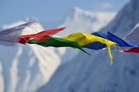 Slovenia Flag Meaning The Meaning Of Tibetan Prayer Flags Traveldudes Org