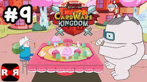 card wars kingdom adventure time card game ios android