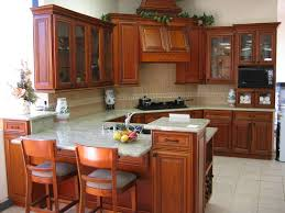 what color backsplash with cherry cabinets kitchen paint colors
