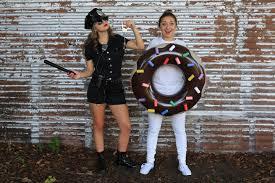 Donut Halloween Costume 15 Couples Halloween Costumes Diy Cute Girls Hairstyles