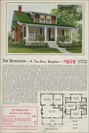 one craftsman bungalow house plans 66 best vintage house plans images on vintage houses