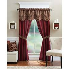Better Homes Curtains Better Homes And Gardens Medallion 5 Curtain