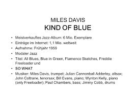 featuring miles davis vortrag copyright klaus heesche ppt
