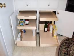 Kitchen Cabinet And Drawer Organizers - white pull out kitchen cabinet and drawer organizers u2013 home design
