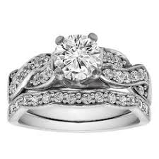Wedding Set Rings by Bridal Sets Wedding Sets Sears