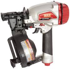 Bosch Roofing Nail Gun by Max Cn445r2 Superroofer Roofing Nailer Power Roofing Nailers