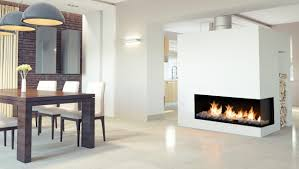 flare right corner modern fireplace linear fireplace flare