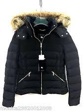 Ladies Duvet Coats Zara Down Coats U0026 Jackets For Women Ebay