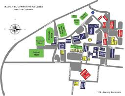 Student Map Login Home Itawamba Community College