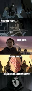 Legend Of Korra Memes - legend of korra amon s identity by yourparodies on deviantart