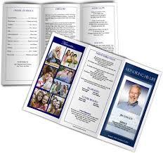 Samples Of Funeral Programs Funeral Programs Archives Funeralprogram Template Com