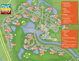 Map Of Key West Florida Disney U0027s Old Key West Resort Dvcinfo Com