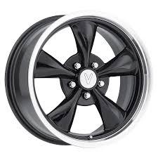 Muscle Car Rims - wheel replicas mustang bullet wheels multi spoke painted