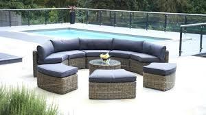 Curved Patio Sofa Outdoor Sofa Cover Wojcicki Me