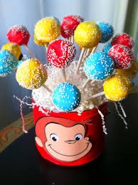 curious george cakes curious george cake pops how will mine turn out joshua