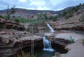 Utah waterfalls images Toquerville falls toquerville utah hike st george jpg