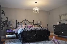 Chandeliers For Girls Rooms Bedroom Modern Queen Bedroom With Awesome Interior Brown Wooden