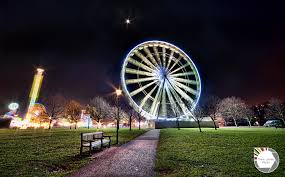 the wheel in hyde park think photo