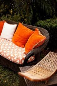 Orange Patio Cushions by Orange Patio Furniture Home Design Inspiration Ideas And Pictures