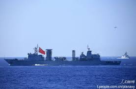 Singapore Navy Flag Chinese And American Warships Rendezvous For Rimpac 2016 Popular