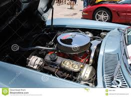 Classic American Muscle Cars - classic american muscle car engine editorial image image 58641895