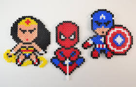 How To Make Christmas Ornaments Out Of Beads - perler bead ornaments dream a little bigger