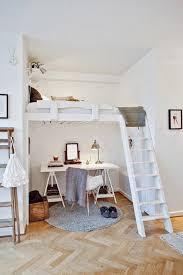 chambre mezzanine un lit mezzanine pour gagner de la place lits mezzanine